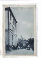 Montegrosso D'Asti, Scuole Comunali, Animata - F.p. - Anni '1910 - Asti