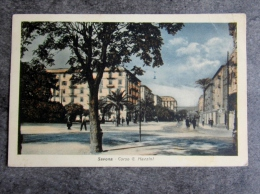 CPA - Italie - Savona - Corso Mazzini - Savona