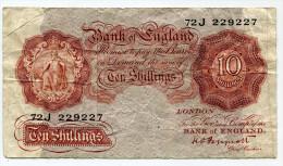 Royaume-Uni Great Britain 10 Shilling 1940 - 1948 - …-1952 : Before Elizabeth II