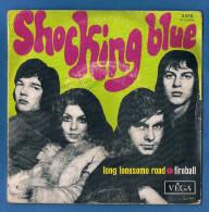 SHOCKING BLUE - VINYLE 45 Tours 2 Titres - Réf. 3.518 Hit Parade - VEGA - Année 1969 - Vinyles