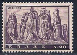 Greece, Scott # 692 MNH Meteora, 1961 - Unused Stamps