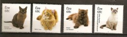 Irlanda ** & Gatos 2014 (2109) - Covers & Documents