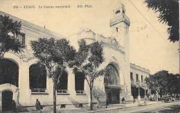 Tunis - Le Casino Municipal - Carte ND Phot. N°236 - Tunisia