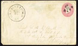C1861  Hardinsburgh KY  To Lieut McBeath Quartermaster 27th Kentucky  Regiment  Sc U34