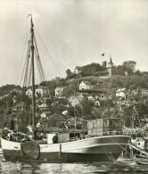 Rarität Rare Segelschiff Schiff Vor Hamburg Blankenese Süllberg Sw - Blankenese