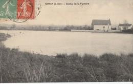 03 - DOYET - Etang De La Planche - Frankrijk