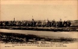 BATAILLE DE LA MARNE...CPA ANIMEE - War 1914-18