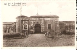 PUURS / FORT DE BREENDONK (2870) - MILITARIA 40-45 - RESISTANCE - MEMORIAL NATIONAL : Entrée/Ingang. - Puurs