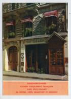 CP. 75 .  PARIS 17° . RESTAURANT . LE PETIT COLOMBIER .  42 . RUE DES ACACIAS - Cafés, Hôtels, Restaurants