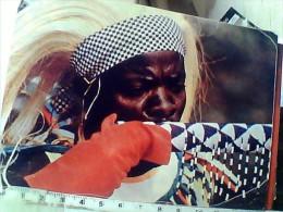 ZAIRE  CONGO  WATUSI FLAUTE  DANCER  KIVU   V1970  EU17872 - Altri