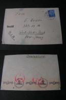 == DR Cv. 1940  New York Zensor - Allemagne