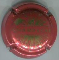 CAPSULE-764g-CHAMPAGNE Rouge - Champagnerdeckel