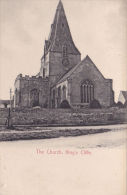 KINGS CLIFFE CHURCH - Northamptonshire