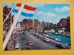 AMSTERDAM - Rokin - Auto, Car, Luka - Port - Niederlande