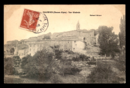 04 - VALERNES - VUE GENERALE - Andere Gemeenten