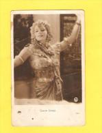 Postcard - Film Actor, Greta Garbo       (19518) - Actores