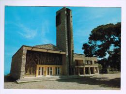 3736   Cpm  HYERES Les PALMIERS : Sanctuaire Notre Dame De Consolation - Hyeres