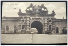 Anvers Porte De Malines  Mechelse Poort 1912 - Antwerpen