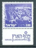 Israel - 1971, Michel/Philex No. : 537 With 2  Phosphorstripes  - MNH - *** - Full Tab - Israel