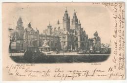 GLASGOW - New Art Gallery - 1902
