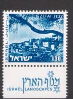 Israel - 1974, Michel/Philex No. : 625 With 2  Phosphorstripes   - MNH - *** - Full Tab - Israel
