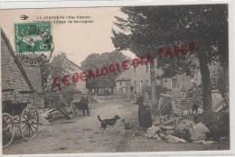 87 - LA JONCHERE -  VILLAGE DE SAUVAGNAC - France