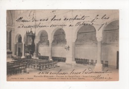 PROMOTION CARTE POSTALE MARSEILLE  BLANCARDE Paroisse Du Sacré Coeur SAINT CALIXTE 1904 Colonnade Et Chemin De La Croix - Cinq Avenues, Chave, Blancarde, Chutes Lavies