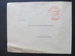 BRIEF STUTTGART Gebühr Bezahlt 15.11.1938 L ///  D*16512 - Deutschland