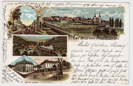 1904, Gruss Aus Walldürn,   # 1939 - Deutschland