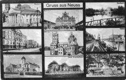 Allemagne Rhénanie NW GRUSS AUS NEUSS    .....G - Neuss