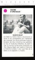 Maurice BEJART   / 167-CS-3 - Vieux Papiers