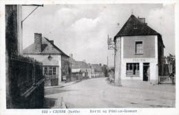 CRISSE - Route De Pézé-le-Robert - (623) - - Otros Municipios