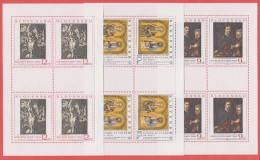 1997 ** (sans Charn., MNH, Postfrish)   Mi 292/5 - Blocs-feuillets