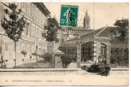 52. Bourbonne Les Bains. Hopital Militaire - Bourbonne Les Bains