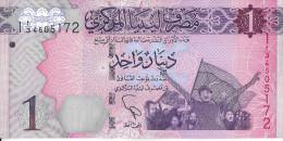 LIBYE - 1 Dinard 2013 UNC - Libya