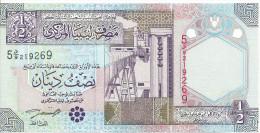 LIBYE - 1/2 Dinard UNC - Libië