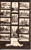 69. Lyon. 13 Petites Cartes - Lyon
