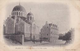 C P A---64---BIARRITZ---l'église Russe Et La Villa Labat  --- Voir 2 Scans - Biarritz