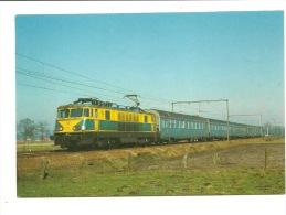 Kijkuit NMBS SNCB ( Train Trein  ) Locomotive Diesel - Kalmthout