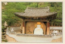 COREA DEL SUD   DAEGORAM:  BUDDHA     (NUOVA CON DESCRIZIONE DEL SITO SUL RETRO) - Corea Del Sud