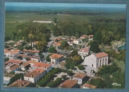 40 - LINXE  -  Vue Générale Aérienne  - Non écrite - 2 Scans -10.5 X 15 - CIM COMBIER - Otros Municipios