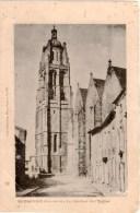 BRESSUIRE  -  Le Clocher De L'Eglise  ( Voir Dos Carte) - Coulonges-sur-l'Autize