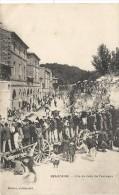 ARRIVEE DE TAUREAUX - Beaucaire