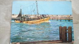 POLAND   - KOLOBRZEG  Kuter Rybacki -Fishing Boat  D130623 - Polonia