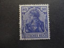 Deutsches Reich 1920, Jan / 1921 April, Germania, Farbänderungen Und Neue Wertstufen - Deutschland