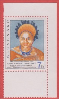 1996 ** (sans Charn., MNH, Postfrish)   Yv 227   Mi 268 - Slovaquie