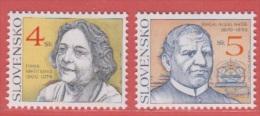 2000 ** (sans Charn., MNH, Postfrish)   Yv 314/5   Mi 361/2 - Neufs