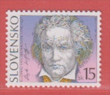 2003 ** (sans Charn., MNH, Postfrish)   Yv 389   Mi 451 - Slovaquie