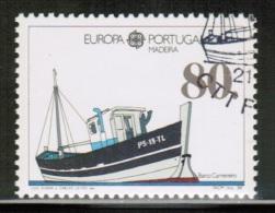 CEPT 1988 MADEIRA MI 118 A USED - Europa-CEPT