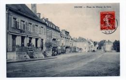 DECIZE-PLACE DU CHAMP DE FOIRE - Decize